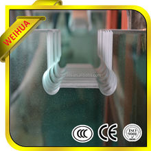 Toughened glass manufacturing process with CCC ISO CE