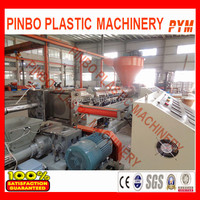 PP PE film bag waste plastic recycling
