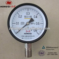 "YA100mm(4"") Ammonia wika air pressure gauges manufacturer 0~0.6 Mpa"
