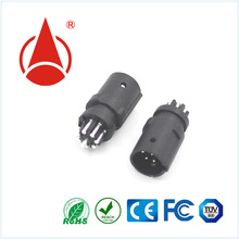 China manufacturer in alibaba 6 pin male automotive wire connector