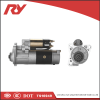 RUNYING Local Products Automobile Motor Starter For MITSUBISHI 6DR5 4D34