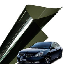 High quality PET Material Black Side Self-adhesive Car Vinyl Film,Car Window smart Tint film