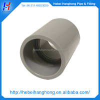 hot products Plastic injection american standard of pvc coupling