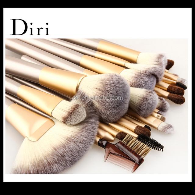 High quality Chinese makeup brush 24 pcs cosmetic brush wholesale