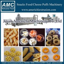 Auto mini snack food making machine/production line