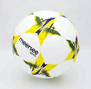 Custom Hot Sales Official Size 5 Adult Professional Match TPU Soccer Ball