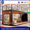 Modern mobile container fence house coffee bar 20ft container shop booth food Kiosk cheap fashion simple container Sentry Box