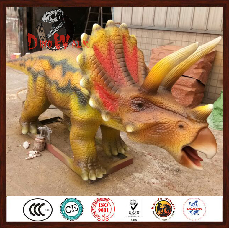 Dino1608 Children Games Electric Animal Dinosaurs ride for mall on animals