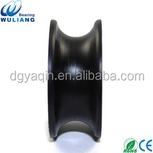 6.3x41x17mm nylon pulley roller for shade machine
