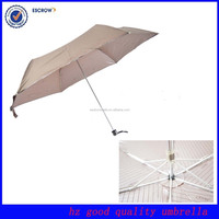 High Quality Pretty Pink Clear Umbrella For Promotion