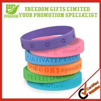 Give Away High Qualtiy Silicone Bands