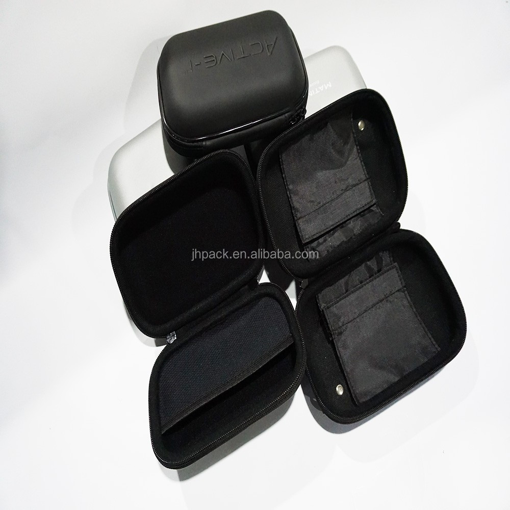 PU material EVA hard protective case cosmetic case travl shower case makeup case