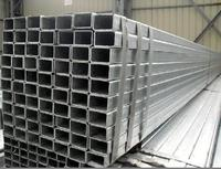 ms hollow section square pipe 60*60 weight ms square pipe from Shandong