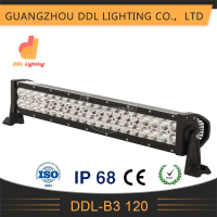 Accessories for car 2015 20'' 120w offroad 12v led driving bar lighting light led 4x4 for truck,4WD,JEEP,IP68