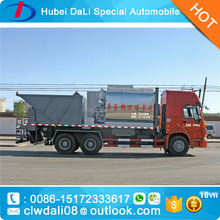 2017 for road construction ,bitumen stone synchronous sealer truck