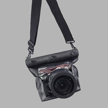 DSLR Underwater Universal waterproof camera bag for Canon / Nikon