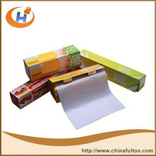 Chinese supplier cake colored baking parchment cooking paper