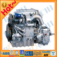 6 Cylinder in-line direct injection Marine diesel engine