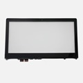 "15.6"" Laptop Touch Screen Digitizer + Bezel For Lenovo Flex 4-15 1570 1580"