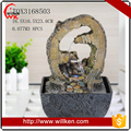 Stump design handmade funny water fountain