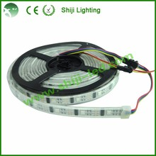 WS2801 LED IP67 Waterproof individually addressable rgb led strip
