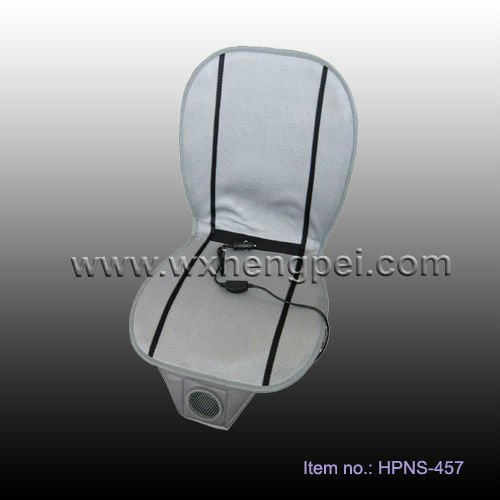 car cooling seat cushion , car seat cushion with fan