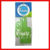 Promotional Freshener,Promotional Car Air Freshener