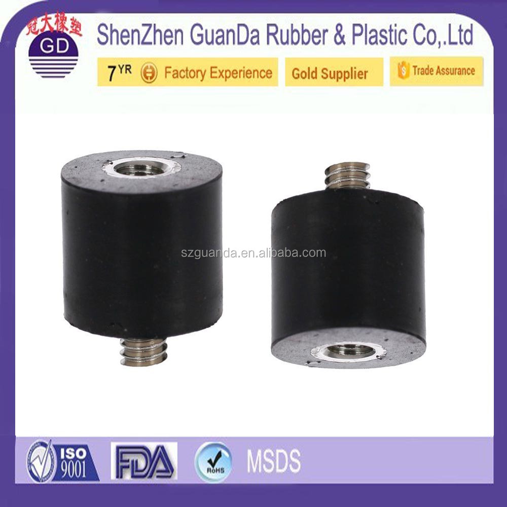 Rubber Mount Bearing Pad Elastomeric Bearing Pad anti vibration rubber mounts