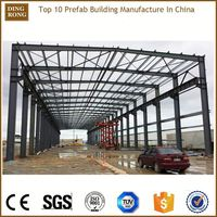 knock down trading export pre fab industry 2 story steel building design