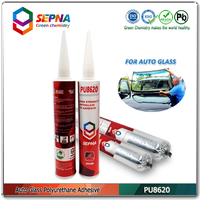 Automobile polyurethane windshield sealant/multi purpose windshield sealant/seam sealer auto body sealant PU8620