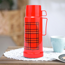 Plastic Hot Water Keeking Thermos Flask