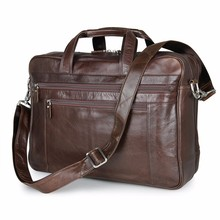 Best Online Leather 17 Inch Laptop Bags Briefcase For Men