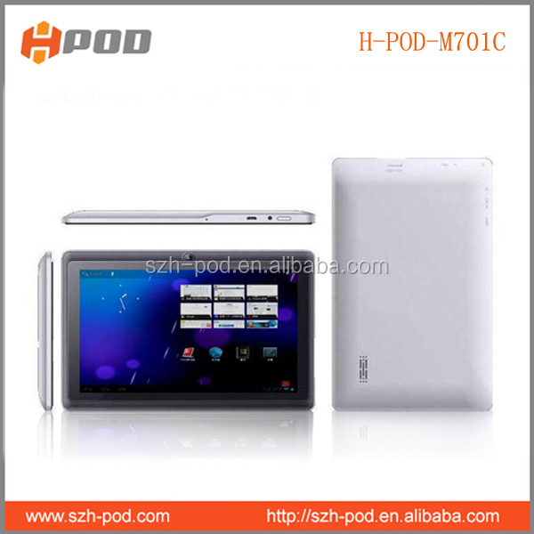7inch tablet pc easy and simple to <strong>handle</strong> android dual core
