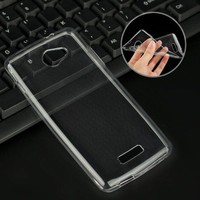 Factory wholesale funky 4.5 inch soft TPU mobile phone case for Andromax E2