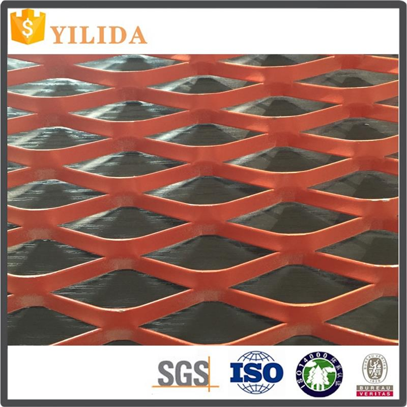 precision expanded metal lath customized