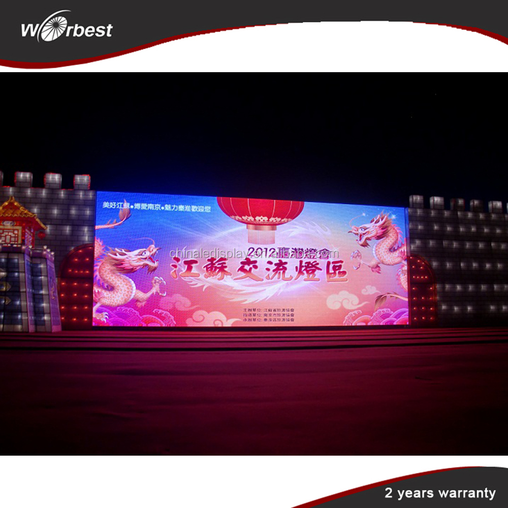 P6mm Wireless LED Advertising,LED advertising led display for video x china