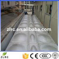 SMC/GRP Sectional Panel tank for water storage