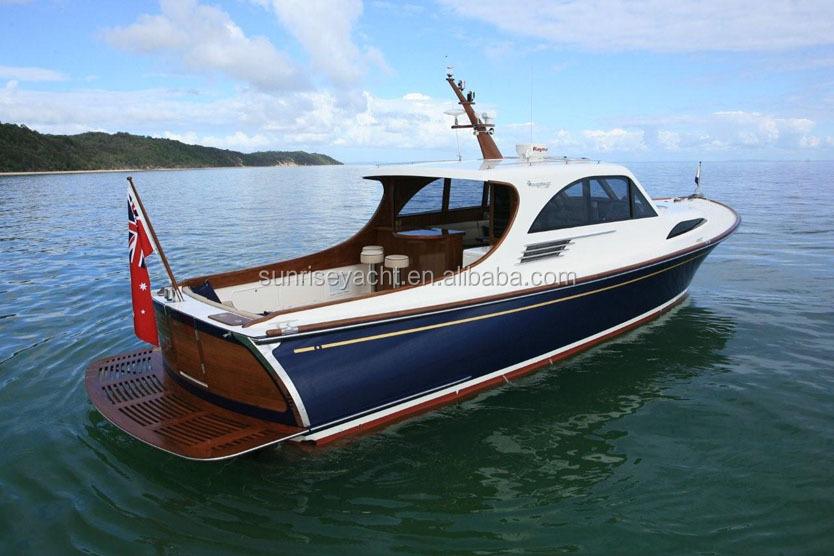 Navigator 42 Fiberglass Yacht Sailing Yacht Luxury Yacht