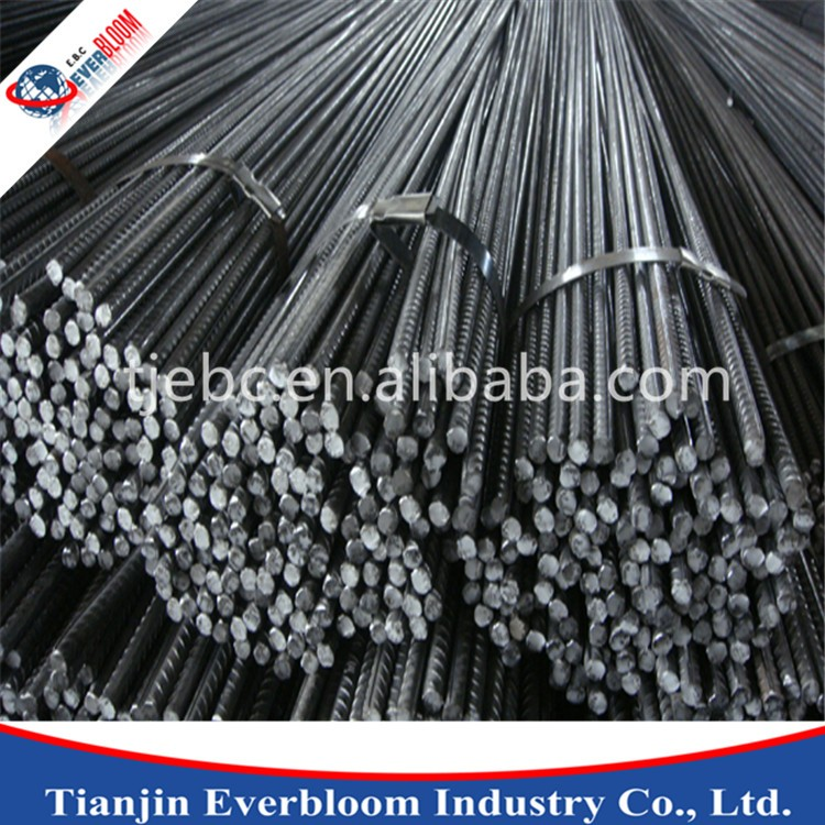 Alibaba express steel rebar, deformed steel bar, iron rods for construction