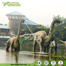 Large Animatronic Dinosaur for Water Entertainment