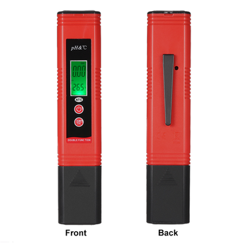 China Manufacture pH-007 Pen-Type pH Meter High Precision Portable pH & TEMP Water Quality Analysis Device
