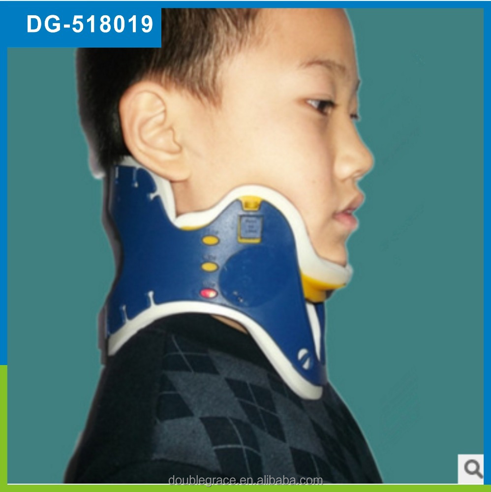 hot sale Medical First Aid Neck Support Adjustable Cervical Collar with high quality