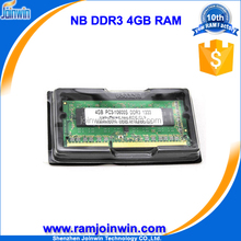 Factory for sale OEM/BRAND ddr3 4gb 1333 laptop ram