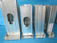 Good sell metal stud track /steel stud sizes metric /names for stud with factory in high quality .