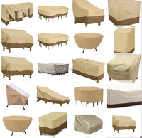 Waterproof UV protection Outdoor Furniture Covers