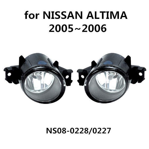 Fog light for NISSAN ALTIMA 2005 to 2006 auto parts halogen fog lamp