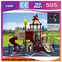 Outdoor Play System, Kids Plastic Jungle Gym in cosmos theme with CE certificate LE.SY.006 MADE IN CHINA