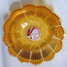 pretty plastic fruit plate food tray