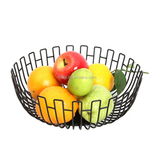 metal fruit holder, apple fruit holder, 3 tiered metal fruit stand holder ZSP023