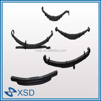 Good quality small leaf spring for trailer and truck